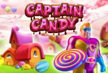 Captain Candy - играть онлайн | GMSlots - без регистрации