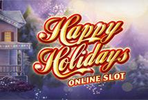 Happy Holidays - играть онлайн | GMSlots - без регистрации