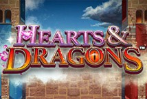 Hearts & Dragons - играть онлайн | GMSlots - без регистрации