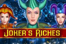 Jokers Riches - играть онлайн | GMSlots - без регистрации