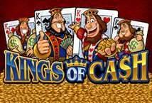 Kings of Cash - играть онлайн | GMSlots - без регистрации