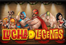 Lucha Legends - играть онлайн | GMSlots - без регистрации