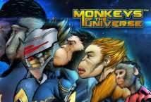 Monkeys of the Universe - играть онлайн | GMSlots - без регистрации