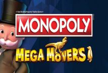 Monopoly Mega Movers - играть онлайн | GMSlots - без регистрации