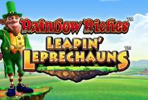 Rainbow Riches Leapin Leprechauns - играть онлайн | GMSlots - без регистрации