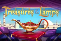 Treasure of the Lamps - играть онлайн | GMSlots - без регистрации